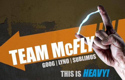 Team McFly    TEAM CHOW II